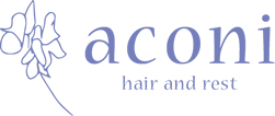 aconi hair and rest